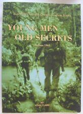 John Clark Young Men Old Secrets Bush Hats Jungle Greeens Canvas Boots Borneo 65