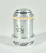GS X20 20X .35 Microscope Objective