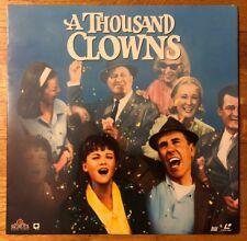 A Thousand Clowns (1965) Laserdisc - Jason Robards - VERY RARE