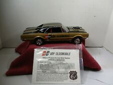 """1/18 SCALE HIGHWAY 61 1967 OLDSMOBILE """" HAIRY OLDS """""""