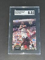 1993 Starting Lineup TSC SGC 8.5 POP 2 Highest Shaquille O'Neal RC Rookie