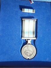 SERBIA ARMY MULTINATIONAL OPERATIONS in command and staff duties medal order box