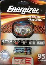 Energizer 6 LED Headlight Headlamp Flashlight Camping Hiking Hunting Head Light