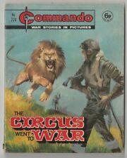 1st Edition Bronze Age (1970 - 1979) Age Commando Comics & Annuals
