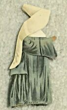 Vintage Mechanical Needle Book in Shape of Nun, Kirby Beard &Co LD Modele Depose