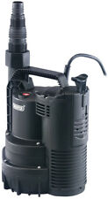195L/Min Submersible Water Pump With Integral Float Switch (600W) Draper 87962