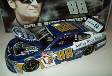 Dale Earnhardt Jr 2015 Kelley Blue Book #88 Chevy SS 1/24 NASCAR Diecast New