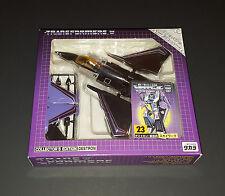Transformers G1 Reissue Skywarp, (2001) Takara (Japanese Import)