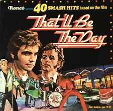 V/A - That'll Be The Day: 40 Smash Hits Based On The Film (LP) (G-VG/G++)