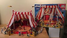 Playmobil 4230 CIRCUS RING TENT Playset - 100% Complete (Missing Instructions)