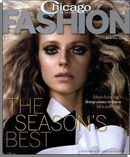 Chicago Magazine Fashion - 2006, Spring - The Season's Best: Men on Style