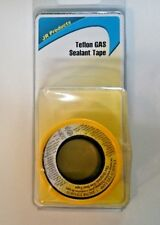 JR Products Teflon GAS Sealant Tape PN 07-30025 New In Pkg RV Trailer Camper