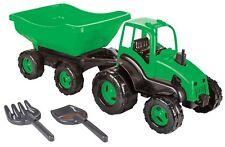 Siva Trac Remorque XL Tracteur pour Enfants avec 72 cm Longueur Bac à Sable T