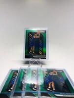 Miles Bridges Prizm Green Rookie Card Lot (5)