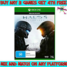HALO 5 GUARDIANS Game (Xbox One) Australian M Rating