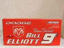Bill Elliott 2001 Dodge Ram #9 NASCAR Action diecast car 1:24 NRFB 101129