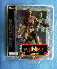 IMHOTEP THE MUMMY RETURNS 7 INCH FIGURE SOTA 2005 NOW PLAYING PRESENTS SERIES 2
