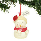 Dept 56 Snowpinions 2019  Mom's Timeout Ornament #6003265 NEW