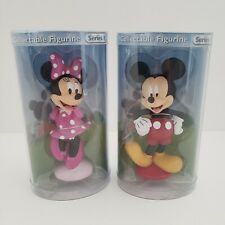 Disney Mickey Minnie Mouse Series 1 Collectible Figurine Set 17212KH New in Pkg