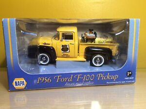 First Gear 1/25 NAPA 1956 Ford F-100 Pickup #49-0017 Boxed