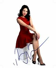 The Americans signed 2 Annet Mahendru 8X10 photo picture poster autograph RP