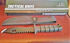 """11"""" Hunting Knife - Drop Point"""