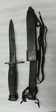 ONTARIO - M7 - KNIFE AND M10 - SCABBARD UNISSUED