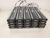 Lot of 20 -12-Cell 18650 Battery Pack, BMS built -in and Temp sensor. UR18650FJ