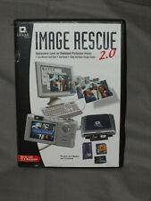 LEXAR; Image Rescue 2.0 Digital Image Retrieval Software Disc