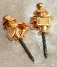 Gurt Pin Klemm Lock security lock gold passt für Schaller und andere