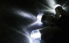 12 white Led Balloon Paper Lantern Submersible Mini Light Wedding Supplies