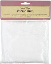100% COTTON CHEESE CLOTH Lint Free for preserving etc..