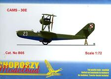 Choroszy Models 1/72 CAMS 30E French Seaplane