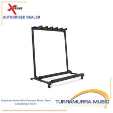 Xtreme Multi Guitar Rack 5 Stand Fits Five Guitars - Electric, Bass or Acoustic