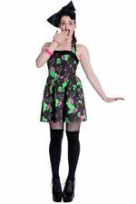 Hell Bunny I Heart Zombie Unicorn Mini Dress 4018 XS