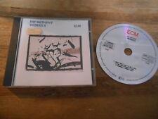 CD Jazz Pat Metheny - Works II (7 Song) ECM RECORDS jc