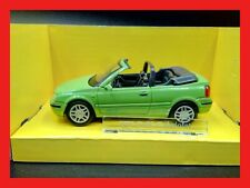 1/43 1:43 cararama VOLKSWAGEN VW GOLF GTI CABRIO colore verde - mint boxed