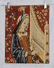 Allan Waller Ltd. Point de l'Halluin Tapestries Lady and the Unicorn Panel #2
