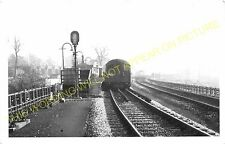 Mill Hill East Railway Station Photo. Finchley - The Hale. Edgware Line. GNR (6)