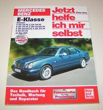 Reparaturanleitung Mercedes E 200, E 230, E 280, E 320, E 420 - W 210 - ab 1995!