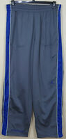 NIKE AIR JORDAN CLASSIC BASKETBALL PANTS GREY ROYAL BLUE RARE 118075 (SIZE XL)