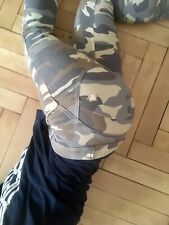 Freddy WR.UP Neu Gr. XL 42 Camouflage Low Waist