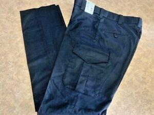Men's ~HORACE SMALL Uniform Cargo Pants HS25422 - Size 34 x 37Unhemmed~ NEW