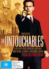 THE UNTOUCHABLES (1987) [NEW & Sealed DvD Region 4] All star Cast Kevin Costner