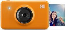 Kodak Mini Shot Wireless Sofortbild-Digitalkamera (Gelb) Sofortbildkamera