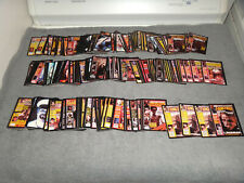 FANGORIA CARDS 289 LOT RARE HORROR CARDS