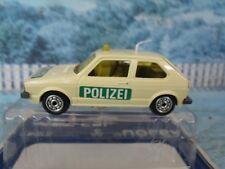1/43 Norev (France)  Jet-car Volkswagen golf Police