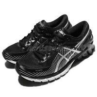 Asics Gel-Kinsei 6 Outlast Black Grey Silver Women Running Shoes T692N-9096