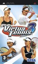 Virtua Tennis 3 (PSP) - Game  OEVG The Cheap Fast Free Post