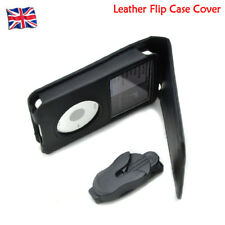 Leather Flip Case Cover For Apple iPod Classic 6th Gen & Later 80GB 120GB 160GB